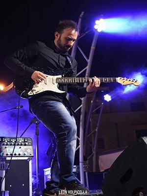 verticale chitarra